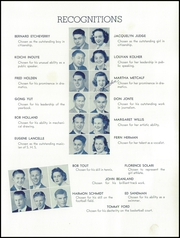 Page 11, 1939 Edition, Stockton High School - Guard and Tackle Yearbook (Stockton, CA) online yearbook collection