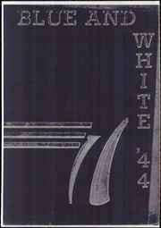 1944 Edition, Stockton High School - Guard and Tackle Yearbook (Stockton, CA)