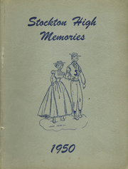 1950 Edition, Stockton High School - Guard and Tackle Yearbook (Stockton, CA)