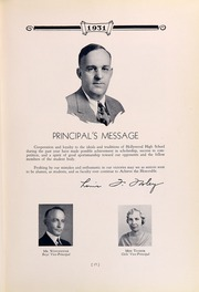 Page 23, 1931 Edition, Hollywood High School - Poinsettia Yearbook (Hollywood, CA) online yearbook collection