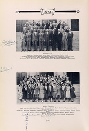 Page 26, 1931 Edition, Hollywood High School - Poinsettia Yearbook (Hollywood, CA) online yearbook collection