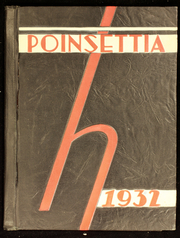Page 1, 1932 Edition, Hollywood High School - Poinsettia Yearbook (Hollywood, CA) online yearbook collection
