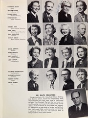 Page 13, 1954 Edition, Hollywood High School - Poinsettia Yearbook (Hollywood, CA) online yearbook collection
