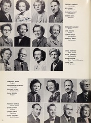 Page 14, 1954 Edition, Hollywood High School - Poinsettia Yearbook (Hollywood, CA) online yearbook collection