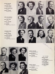 Page 15, 1954 Edition, Hollywood High School - Poinsettia Yearbook (Hollywood, CA) online yearbook collection