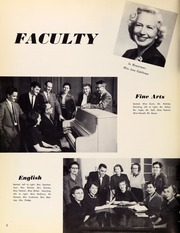 Page 12, 1956 Edition, Hollywood High School - Poinsettia Yearbook (Hollywood, CA) online yearbook collection