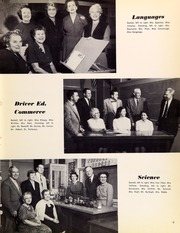 Page 13, 1956 Edition, Hollywood High School - Poinsettia Yearbook (Hollywood, CA) online yearbook collection