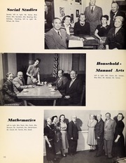 Page 14, 1956 Edition, Hollywood High School - Poinsettia Yearbook (Hollywood, CA) online yearbook collection