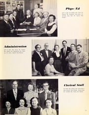 Page 15, 1956 Edition, Hollywood High School - Poinsettia Yearbook (Hollywood, CA) online yearbook collection