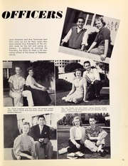 Page 17, 1956 Edition, Hollywood High School - Poinsettia Yearbook (Hollywood, CA) online yearbook collection