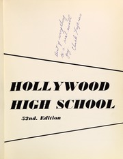 Page 5, 1956 Edition, Hollywood High School - Poinsettia Yearbook (Hollywood, CA) online yearbook collection