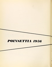Page 6, 1956 Edition, Hollywood High School - Poinsettia Yearbook (Hollywood, CA) online yearbook collection