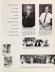 Page 13, 1966 Edition, Hollywood High School - Poinsettia Yearbook (Hollywood, CA) online yearbook collection