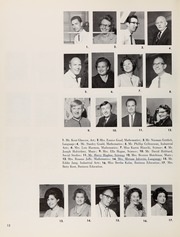 Page 16, 1966 Edition, Hollywood High School - Poinsettia Yearbook (Hollywood, CA) online yearbook collection