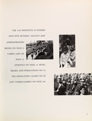 Page 9, 1966 Edition, Hollywood High School - Poinsettia Yearbook (Hollywood, CA) online yearbook collection