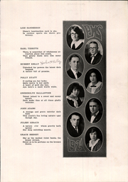 Page 15, 1924 Edition, Petaluma High School - Trojans Yearbook (Petaluma, CA) online yearbook collection