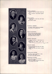 Page 16, 1924 Edition, Petaluma High School - Trojans Yearbook (Petaluma, CA) online yearbook collection