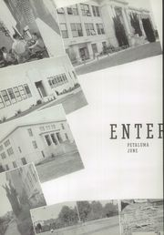 Page 8, 1939 Edition, Petaluma High School - Trojans Yearbook (Petaluma, CA) online yearbook collection