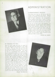 Page 10, 1940 Edition, Petaluma High School - Trojans Yearbook (Petaluma, CA) online yearbook collection