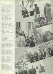 Page 11, 1940 Edition, Petaluma High School - Trojans Yearbook (Petaluma, CA) online yearbook collection