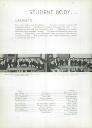 Page 12, 1940 Edition, Petaluma High School - Trojans Yearbook (Petaluma, CA) online yearbook collection
