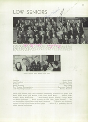 Page 17, 1940 Edition, Petaluma High School - Trojans Yearbook (Petaluma, CA) online yearbook collection