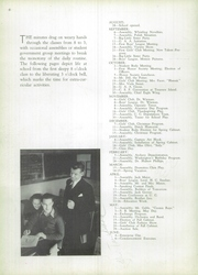 Page 8, 1940 Edition, Petaluma High School - Trojans Yearbook (Petaluma, CA) online yearbook collection