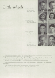 Page 13, 1947 Edition, Petaluma High School - Trojans Yearbook (Petaluma, CA) online yearbook collection