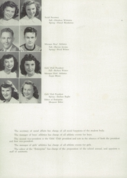 Page 14, 1947 Edition, Petaluma High School - Trojans Yearbook (Petaluma, CA) online yearbook collection