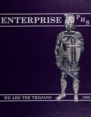 1986 Edition, Petaluma High School - Trojans Yearbook (Petaluma, CA)