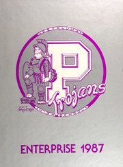 1987 Edition, Petaluma High School - Trojans Yearbook (Petaluma, CA)