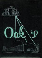 Page 1, 1959 Edition, Mount Whitney High School - Oak Yearbook (Visalia, CA) online yearbook collection