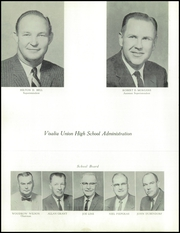Page 12, 1959 Edition, Mount Whitney High School - Oak Yearbook (Visalia, CA) online yearbook collection
