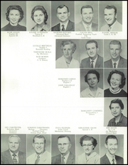Page 14, 1959 Edition, Mount Whitney High School - Oak Yearbook (Visalia, CA) online yearbook collection