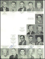 Page 16, 1959 Edition, Mount Whitney High School - Oak Yearbook (Visalia, CA) online yearbook collection
