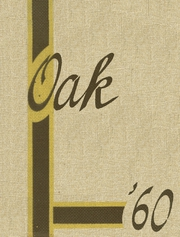 Page 1, 1960 Edition, Mount Whitney High School - Oak Yearbook (Visalia, CA) online yearbook collection