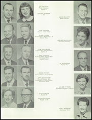 Page 17, 1960 Edition, Mount Whitney High School - Oak Yearbook (Visalia, CA) online yearbook collection