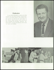 Page 9, 1960 Edition, Mount Whitney High School - Oak Yearbook (Visalia, CA) online yearbook collection