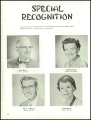 Page 16, 1960 Edition, Mission Bay High School - Taroga Yearbook (San Diego, CA) online yearbook collection