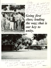 Page 9, 1985 Edition, Mission Bay High School - Taroga Yearbook (San Diego, CA) online yearbook collection