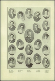 Page 10, 1909 Edition, Fresno High School - Owl Yearbook (Fresno, CA) online yearbook collection