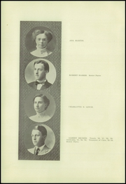Page 14, 1909 Edition, Fresno High School - Owl Yearbook (Fresno, CA) online yearbook collection