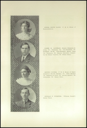 Page 15, 1909 Edition, Fresno High School - Owl Yearbook (Fresno, CA) online yearbook collection