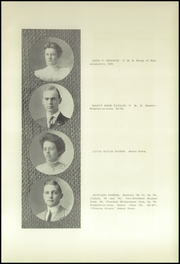 Page 17, 1909 Edition, Fresno High School - Owl Yearbook (Fresno, CA) online yearbook collection