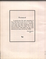 Page 14, 1934 Edition, Fresno High School - Owl Yearbook (Fresno, CA) online yearbook collection