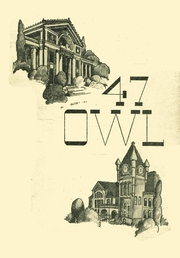 Page 1, 1947 Edition, Fresno High School - Owl Yearbook (Fresno, CA) online yearbook collection