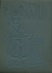 Page 1, 1951 Edition, Fresno High School - Owl Yearbook (Fresno, CA) online yearbook collection