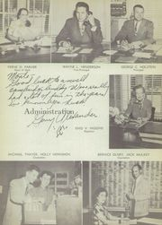 Page 13, 1951 Edition, Fresno High School - Owl Yearbook (Fresno, CA) online yearbook collection
