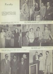 Page 15, 1951 Edition, Fresno High School - Owl Yearbook (Fresno, CA) online yearbook collection
