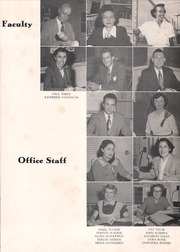 Page 15, 1952 Edition, Fresno High School - Owl Yearbook (Fresno, CA) online yearbook collection